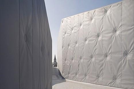 'LE TEMPS MACHINE' IN JOUE LES TOURS-FRANCE / CURRENT MUSIC SCENE BY JACQUES MOUSSAFIR ARCHITECTS | architecture & design  on dapaper mag | Scoop.it