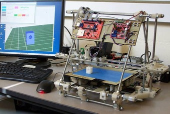 Open source hardware 3D printer for pizza-on-demand | real utopias | Scoop.it