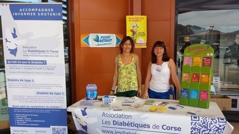 Semaine de prévention du diabète 02 juin 2014 | | ADC | Scoop.it