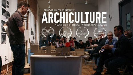 Archiculture: a documentary film that explores the architectural studio (full 25 min film) - YouTube | Espaços expandidos | Scoop.it