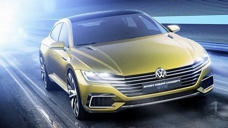 Volkswagen's new Concept Car Tracks your Biometric Data | Automobile Technology | Scoop.it