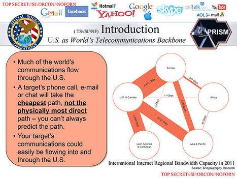 NSA slides explain the PRISM data-collection program - The Washington Post | TechNFO | Scoop.it