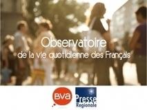 BVA - Sondages : Observatoire de la vie quotidienne - Les Français et la lecture | questionVeille du Service des Ressources et de l'Innovation | Scoop.it