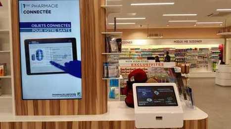 Une pharmacie de Haute-Vienne mise sur la Santé connectée | La Pharmacie d'officine vers une économie de services | Scoop.it