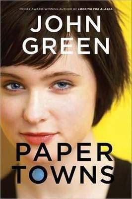 YA Litwit: Audiobook Review: Paper Towns by John Green   Teen AudioBooks   Scoop.it