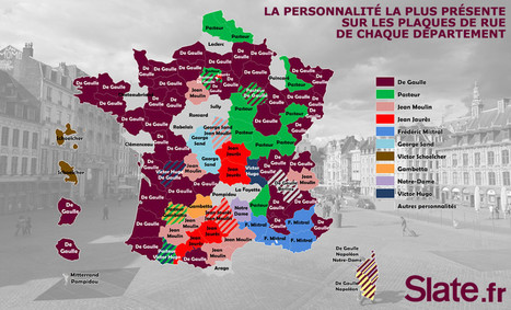 Quels sont les noms de rues les plus courants autour de Toulouse ? | GenealoNet | Scoop.it