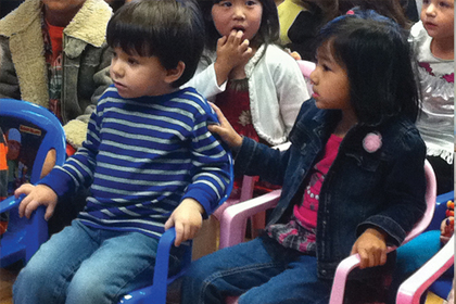 Language Magazine » From the Mouths of Babes   Bilingual Education and Practices   Scoop.it