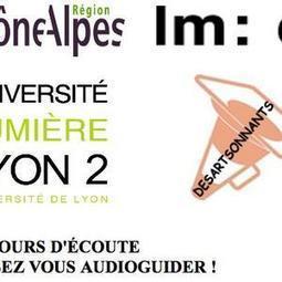 Parcour sonore Université Lyon2 Lumière | DESARTSONNANTS - CRÉATION SONORE ET ENVIRONNEMENT - ENVIRONMENTAL SOUND ART - PAYSAGES ET ECOLOGIE SONORE | Scoop.it