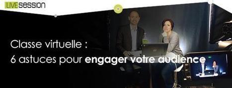 LIVE SESSION | Echanger & Former en Salle Virtuelle | Valorisation de l'information et des savoirs : modèles économiques et usages | Scoop.it