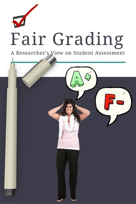 Fair Grades, Dropping Grades, Grading Versus Knowledge via @coolcatteacher | Cool School Ideas | Scoop.it