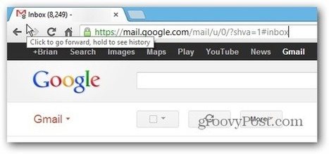Make the Gmail Tab Display an Unread Messages Counter | Time to Learn | Scoop.it