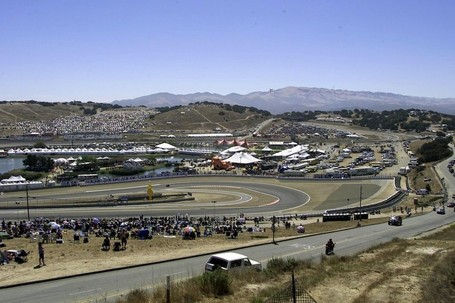 They're Back! Laguna Seca scores a World Superbike Round 'till 2015 | Desmopro News | Scoop.it