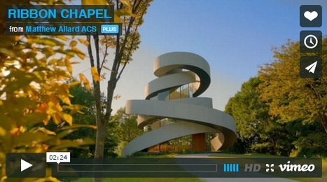 Hiroshi Nakamura Describes the Inspiration Behind the Ribbon Chapel in This Stunning Video | Video Arquitectura | Scoop.it