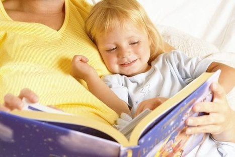 The Merits of Reading Real Books to Your Children | Magpies and Octopi | Scoop.it