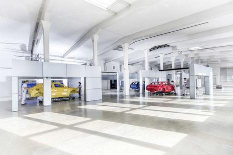 À Ingolstadt, Audi prépare ses usines de demain… et d'après-demain | Usine du Futur | Scoop.it
