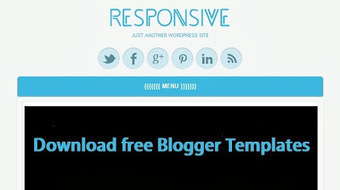 10 websites to download free Blogger templates | Androidlead | Scoop.it