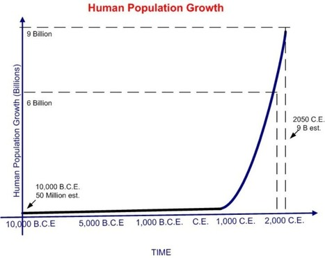 Population Explosion and the Demographic Transition | Complex Systems and X-Events | Scoop.it