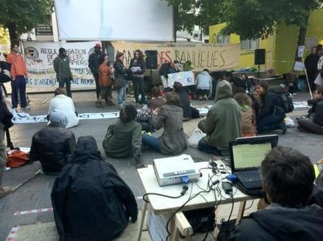 12M Assemblée Paris #halles   #marchedesbanlieues -> #occupynnocents   Scoop.it
