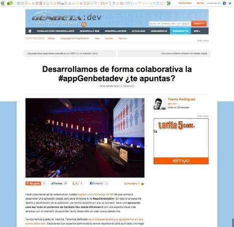 Estrenamos nuevo diseño en Genbeta Dev | Actual | Scoop.it