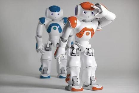 Aldebaran Robotics dévoile le robot Nao Next Gen | CDI RAISMES - MA | Scoop.it