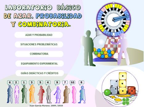 Laboratorio básico de Azar, Probabilidad y Combinatoria   Matemática   Scoop.it