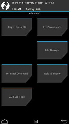 TWRP: the complete guide to using Recovery on Android | Android | Scoop.it