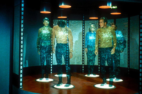 Beam Me Up? Teleporting Is Real, Even If Trekkie Transport Isn't | arslog | Scoop.it
