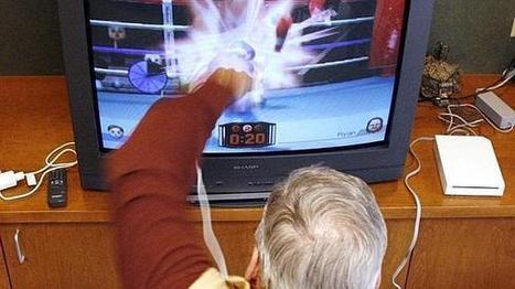 Los videojuegos son beneficiosos para la tercera edad - Las Provincias | Santiago Topic | Scoop.it