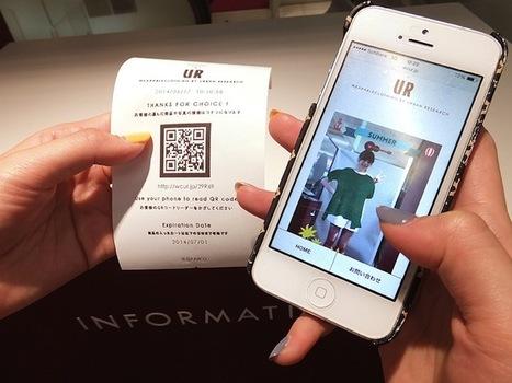 Ya no hay que desnudarse para probarse ropa en Japón - Japonismo   Mobile Marketing Experiences   Scoop.it