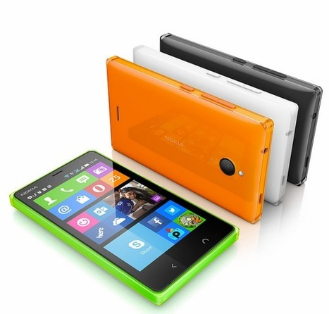 Nokia X Android Devices Will Run Windows Phone | TechCrunch | Developer Industry News | Scoop.it