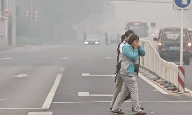 Kirill Klip.: Electric Cars To The Rescue: China Pollution Levels Hit 20 Times Safe Limit. | Sustain Our Earth | Scoop.it