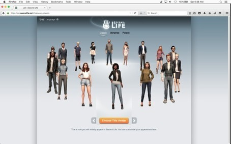 Getting Started in SL Guide updated | Second Life - Guides - Tutorials | Scoop.it
