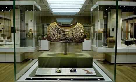 Volunteers help British Museum in crowdsourcing archeology project | Archaeology News | Scoop.it