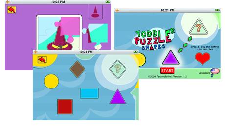 Kids / Toddler iPhone Apps — | iPads in Kindergarten | Scoop.it