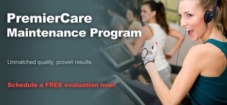 Cost Effective Treadmill Repair Packages & Services | Premier Fitness Services | Scoop.it