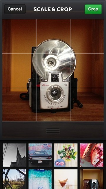 Instagram 3.2 - Improved Camera with a New Filter | Mobile Photo Amsterdam | Scoop.it