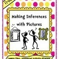 Inference Carousel: Making Inferences with Pictures   Free Elementary Worksheet Printables   Scoop.it