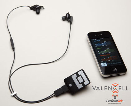 Valencell Headset PPG sensor. | Quantified-Self & Gamification | Scoop.it
