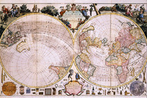 Letters & Science News & Notes | The History of Cartography – Now ... | Geographic Information Technology | Scoop.it