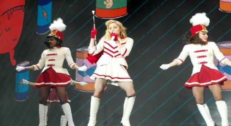 Madonna's MDNA Tour On Pace To Break U2's All-Time Sales Record | ...Music Artist Breaking News... | Scoop.it