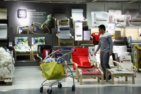 IKEA Gets Deeper Into the Woods | Timberland Investment | Scoop.it