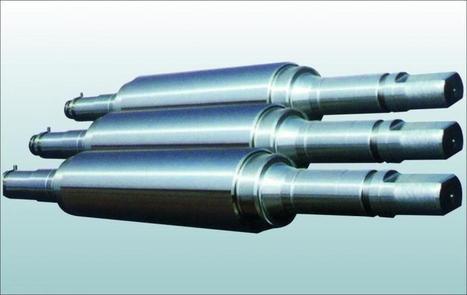 Buena calidad Rodillos Molino para tren de laminación de China,Henan ZhongYuan Roller Shaft Co., LTD | roller shaft | Scoop.it