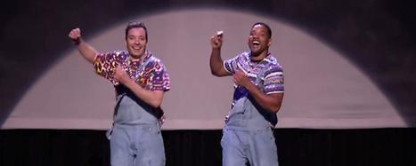 Will Smith et Jimmy Fallon refont l'histoire de la danse hip-hop en 3 ... - AlloCiné | On dit quoi ? | Scoop.it