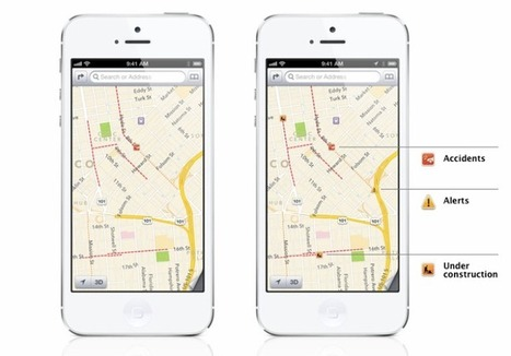 iOS 8 said to focus on mapping, transit and augmented reality | HCITExpert News | Scoop.it