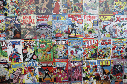 Can Reading Comics Make Us Smarter? – Hult Media   Comic Books in Education   Scoop.it