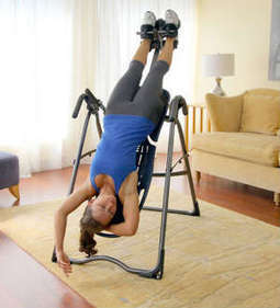The Benefits of Inversion Therapy - Global Healing Center   Natural Health   Scoop.it