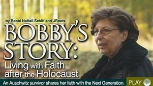 Video: Bobby's Story: Living with Faith after the Holocaust | Expanding Prior Knowledge - Anne Frank and the Holocaust | Scoop.it