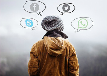 Internet en France : quels sont les usages des Internautes ? | Campagnes web | Scoop.it