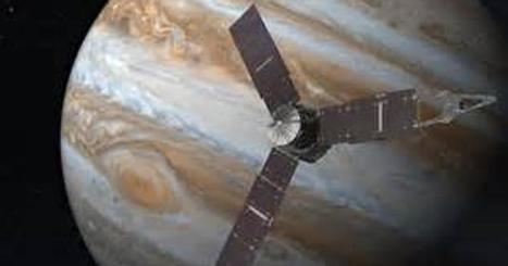 La sonda spaziale Juno è entrata in orbita attorno a Giove | Planets, Stars, rockets and Space | Scoop.it
