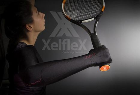 XelfleX tisse de la fibre optique pour créer des textiles connectés | Le sport à l'ère du connecté | Scoop.it